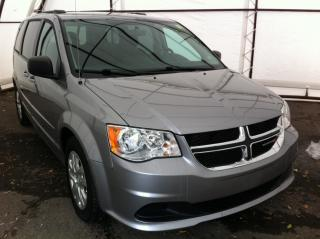 Used 2016 Dodge Grand Caravan SE/SXT BALANCE OF 5/100000KM CHRYSLER GOLD PLAN EXTENDED WARRANTY INCLUDED AT THIS PRICE for sale in Ottawa, ON
