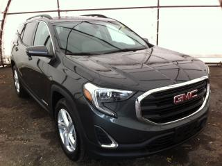 Used 2019 GMC Terrain SLE DUAL PANE SUNROOF, PUSH START IGNITION, HEATED CLOTH SEATING, TRAILER TOW GROUP for sale in Ottawa, ON