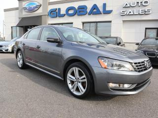 Used 2013 Volkswagen Passat Comfortline 2.0 TDI 6sp DSG at w/ Tip for sale in Ottawa, ON