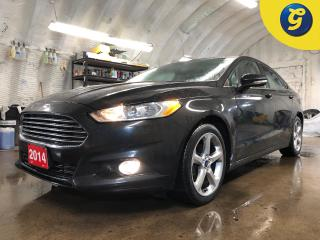 Used 2014 Ford Fusion SE * Power sunroof * Automatic projection headlights with fog lights * Power front seats with 3 memory settings for driver * Heated front seats * Heat for sale in Cambridge, ON