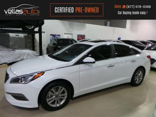 Used 2016 Hyundai Sonata GLS| SUNROOF| LEATHER| R/CAMERA for sale in Vaughan, ON