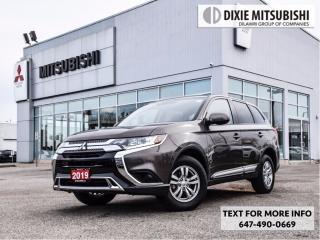 Used 2019 Mitsubishi Outlander for sale in Mississauga, ON