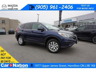 Used 2015 Honda CR-V SE | REAR CAM | HEATED SEATS | BLUETOOTH | AWD for sale in Hamilton, ON