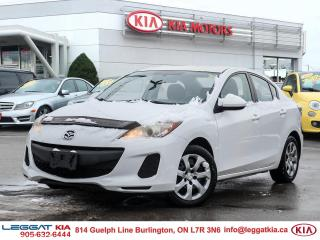 Used 2012 Mazda MAZDA3 GX | AS IS for sale in Burlington, ON