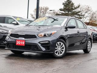 Used 2019 Kia Forte LX | LANEKEEPASSIST | CRUISE | BLUETOOTH | 1OWNER | FWDCOLLISIONWARN | for sale in Burlington, ON