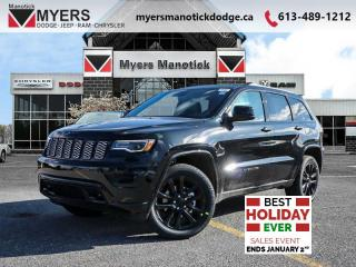 New 2020 Jeep Grand Cherokee Altitude  - Navigation - $301 B/W for sale in Ottawa, ON