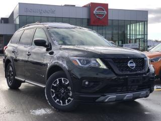 Used 2020 Nissan Pathfinder SV Tech for sale in Midland, ON