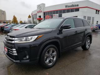 New 2019 Toyota Highlander LIMITED AWD for sale in Etobicoke, ON