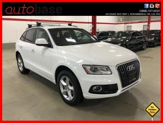 Used 2017 Audi Q5 Q5 2.0T QUATTRO KOMFORT CONVENIENCE PKG for sale in Vaughan, ON