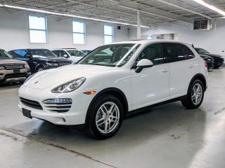 Used 2013 Porsche Cayenne NAVIGATION SYSTEM/BACK-UP CAM/PORSCHE INTELLIGENT PERFORMANCE!! for sale in Toronto, ON