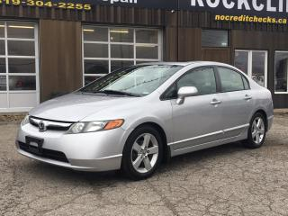 Used 2007 Honda Civic Sdn 4dr MT EX for sale in Brantford, ON