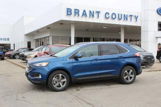 New 2020 Ford Edge SEL for sale in Brantford, ON