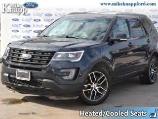 Used 2017 Ford Explorer Sport  - Navigation for sale in Welland, ON