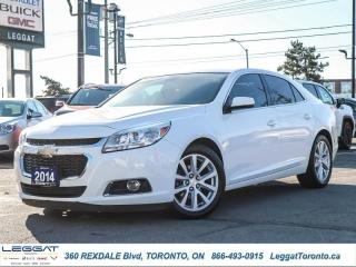 Used 2014 Chevrolet Malibu LT for sale in Etobicoke, ON