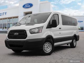 New 2019 Ford Transit VAN XL for sale in Winnipeg, MB