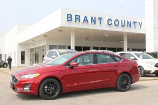 Used 2019 Ford Fusion SE for sale in Brantford, ON