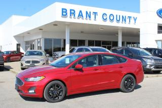 New 2020 Ford Fusion SE for sale in Brantford, ON
