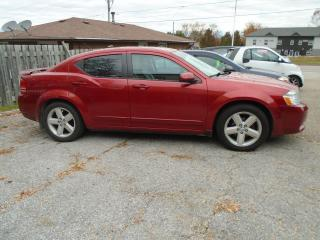 Used 2010 Dodge Avenger SXT for sale in Orillia, ON