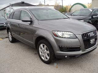 Used 2011 Audi Q7 3.0L TDI Premium for sale in Oakville, ON