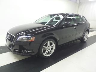 Used 2012 Audi A3 Certified 2 Years Warranty TDI Progressiv for sale in Mississauga, ON