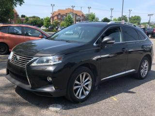 Used 2015 Lexus RX 350 F Sport for sale in Oakville, ON