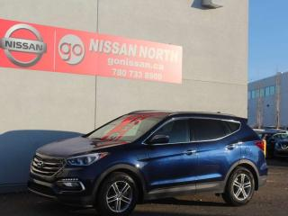 Used 2017 Hyundai Santa Fe Sport Premium/AWD/HEATED SEATS/PANO ROOF for sale in Edmonton, AB
