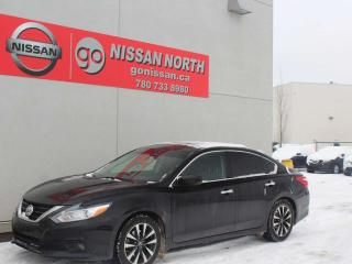 Used 2016 Nissan Altima 2.5 SV/PUSH START/HEATED SEATS for sale in Edmonton, AB