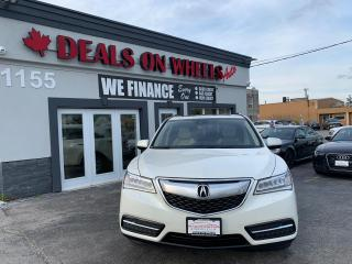Used 2015 Acura MDX Nav Pkg for sale in Oakville, ON