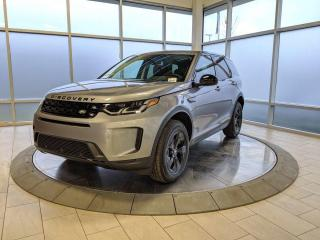 New 2020 Land Rover Discovery Sport 0% APR-90 DAYS NO PAYMENTS for sale in Edmonton, AB