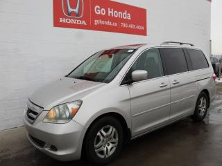 Used 2007 Honda Odyssey EXL for sale in Edmonton, AB
