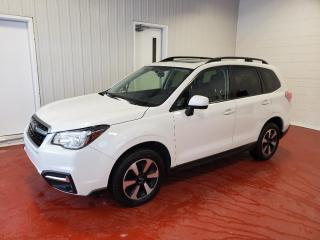 Used 2017 Subaru Forester i Touring AWD for sale in Pembroke, ON