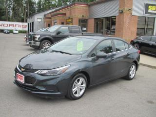 Used 2018 Chevrolet Cruze LT AUTO for sale in Brockville, ON