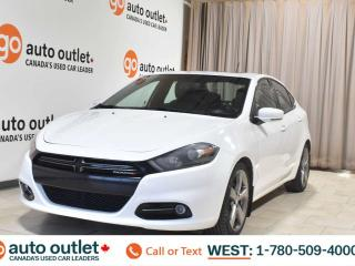 Used 2013 Dodge Dart Gt, 2.4L I4 Fwd, Navigation, Heated leather seats, Heated steering wheel, Backup camera, Sunroof, Bluetooth for sale in Edmonton, AB