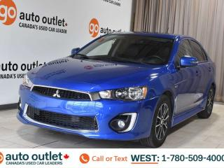 Used 2016 Mitsubishi Lancer Sportback Se, 2.0L I4, Fwd, Heated leather seats, Backup camera, Sunroof, Bluetooth for sale in Edmonton, AB