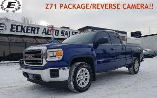 Used 2014 GMC Sierra 1500 SLE/z71 WITH REVERSE CAMERA!! for sale in Barrie, ON