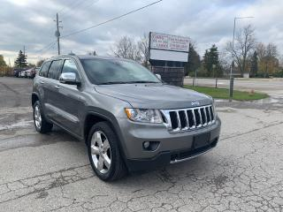 Used 2012 Jeep Grand Cherokee Limited for sale in Komoka, ON
