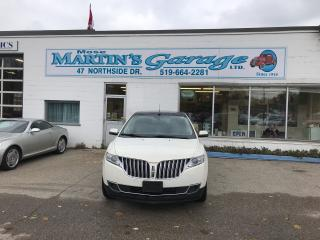 Used 2013 Lincoln MKX for sale in St. Jacobs, ON