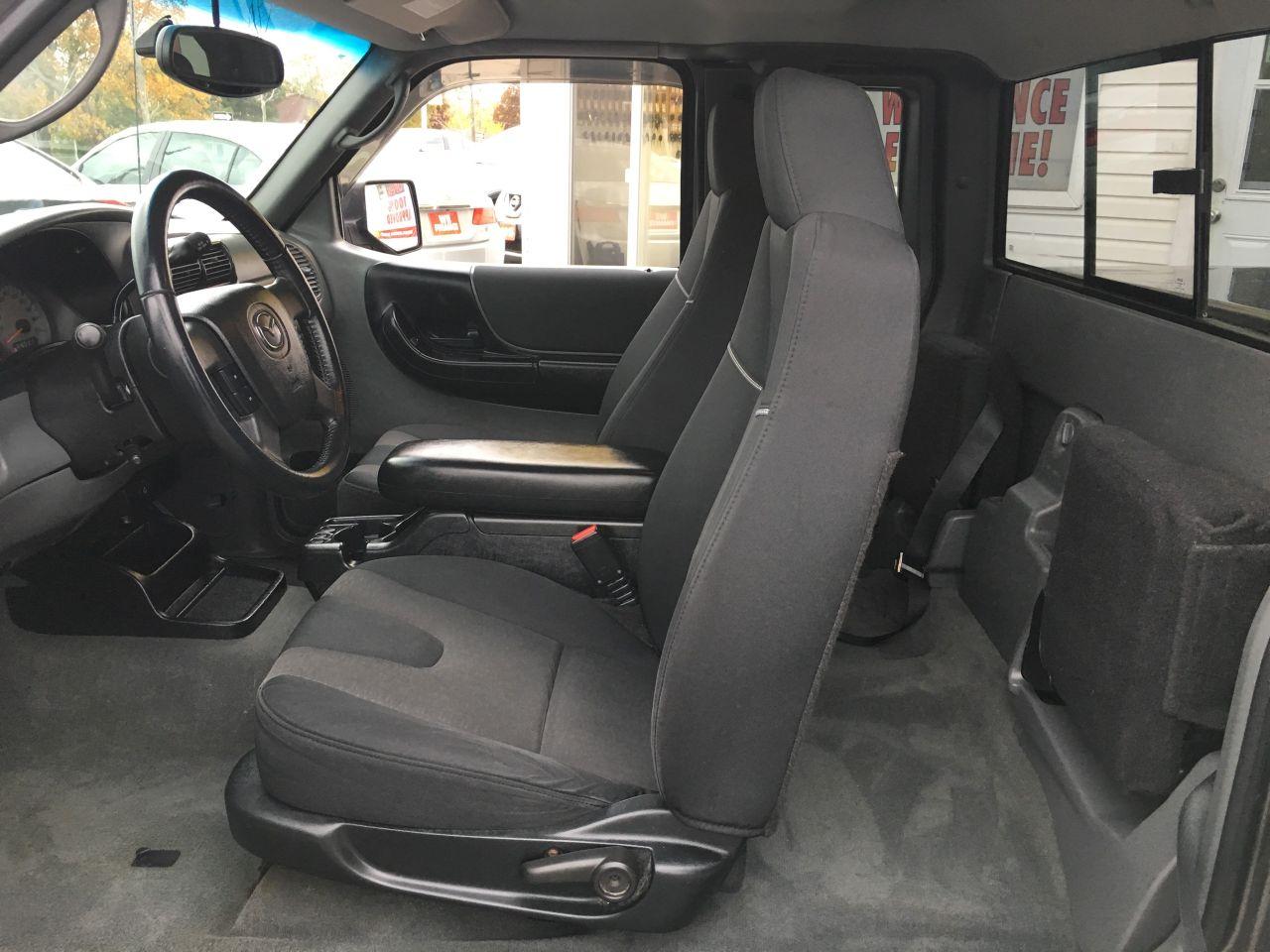 2008 Mazda B-Series