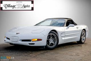 Used 2000 Chevrolet Corvette for sale in Ancaster, ON
