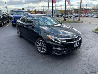 Used 2019 Kia Optima LX+ for sale in London, ON