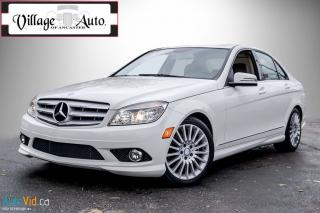 Used 2010 Mercedes-Benz C-Class C 250 for sale in Ancaster, ON