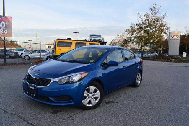 2014 Kia Forte LX 5SPEED/PL/PW/CD/ABS