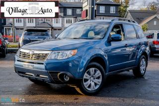 Used 2009 Subaru Forester X w/Premium Pkg for sale in Ancaster, ON