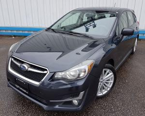 Used 2015 Subaru Impreza 2.0i Sport AWD *SUNROOF* for sale in Kitchener, ON