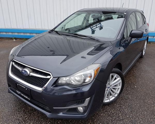 2015 Subaru Impreza Hatchback *SUNROOF*