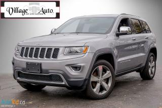 Used 2015 Jeep Grand Cherokee Limited for sale in Ancaster, ON