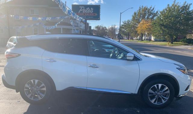 2018 Nissan Murano SV AWD