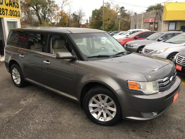 2009 Ford Flex SEL/ 6 SEATER/ LEATHER/ PWR SEAT/ PWR GROUP & MORE