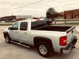 Photo of Sheer Silver Metallic 2010 Chevrolet Silverado 1500