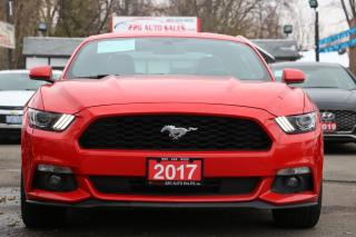 Used 2017 Ford Mustang EcoBoost Premium for sale in Brampton, ON